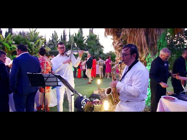 🎻 🎷 Wiz Khalifa | See You Again | Saxo y Violin | Musica en tu Boda | Musical Mastia