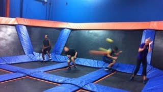 Trampoline Dodgeball League with Off Limit Sports