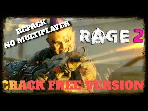 RAGE 2 CRACK FREE DOWNLOAD | NO MULTIPLAYER