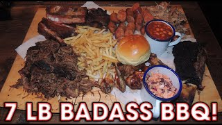 "Longhorns Barbecue's Undefeated ""breaking Badass"" Bbq Challenge!!"