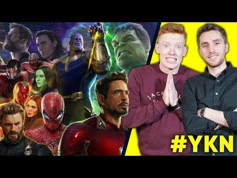 Is 'Avengers: Infinity Wars' The Best Superhero Movie Of All Time?! | You Know Nothing