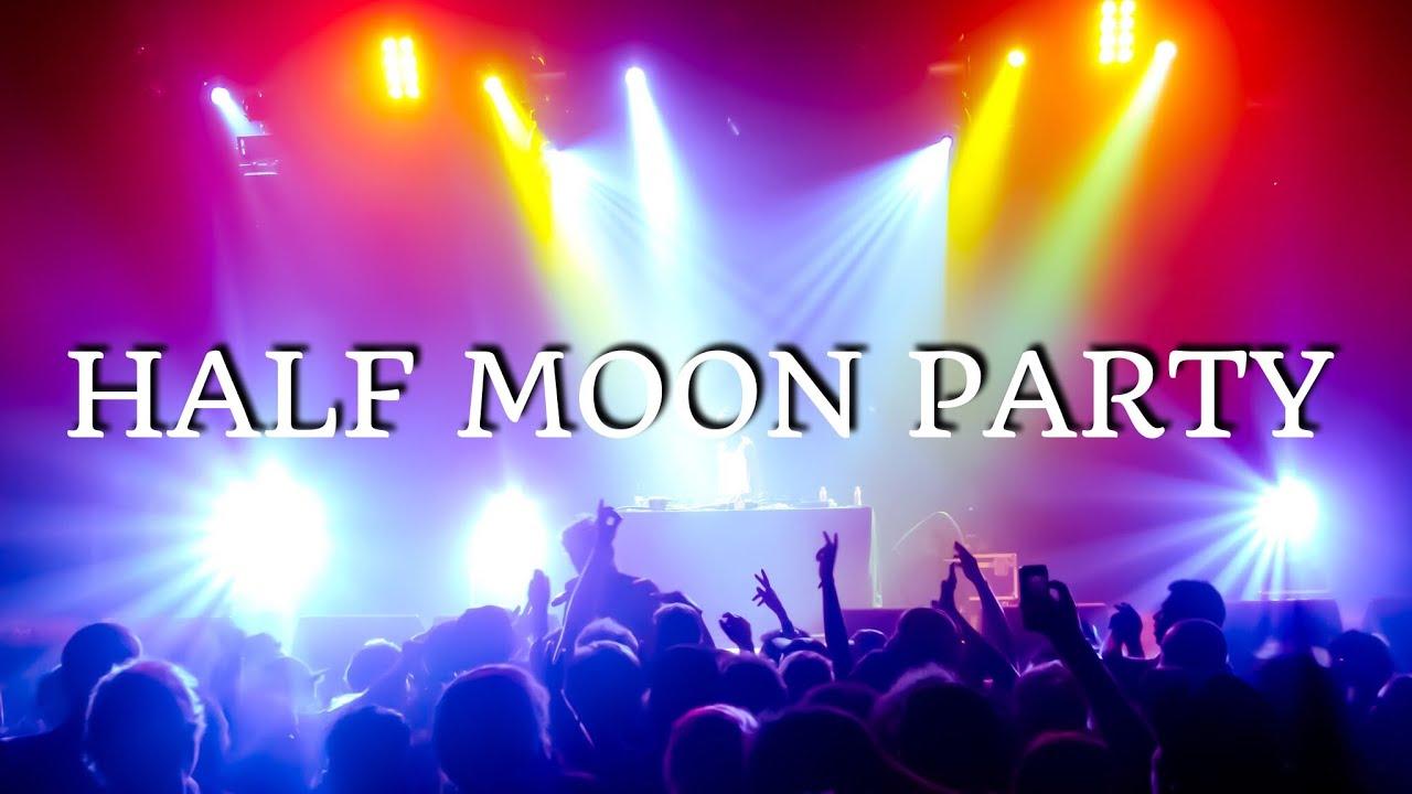 half moon party koh phangan 2019