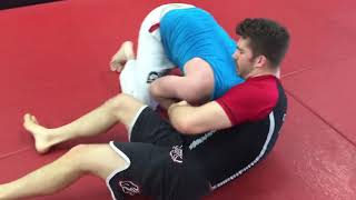 Guillotine Choke Darce Choke and No Gi Ezekiel from Turtle