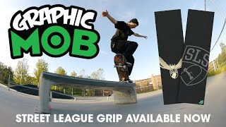 MOB Grip: Tom Asta Skates Street League Graphic MOB Grip