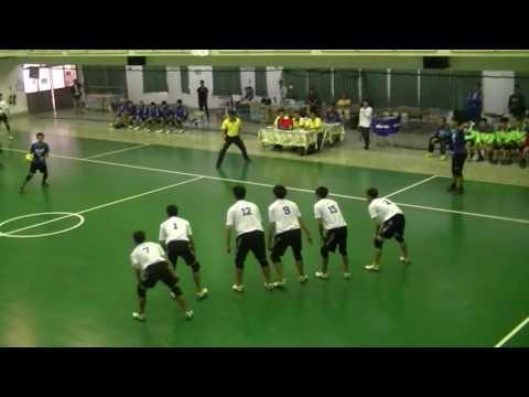 105全民運躲避球賽男子組冠亞軍新北市vs屏東縣第2局