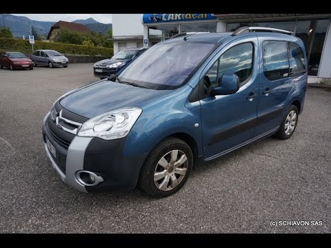 citroen berlingo hdi 115 xtr neuf mandataire automobile chambery youtube. Black Bedroom Furniture Sets. Home Design Ideas
