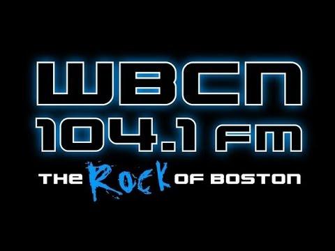 WBCN Radio Station ID Classic Hard Rock Boston Historic Radio ID BCN 1984
