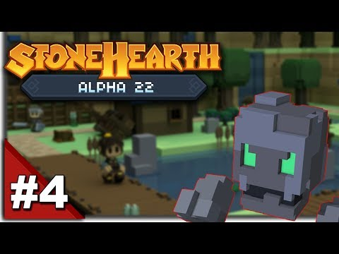 StoneHearth Alpha 22 - part 4 - EXPANDING THE POPULATION!