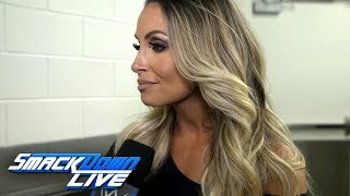Trish Stratus out to prove herself at SummerSlam: SmackDown Exclusive, Aug. 6, 2019