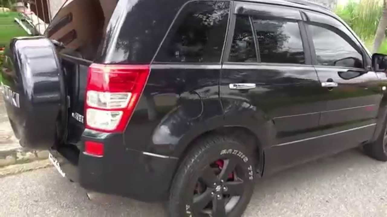 suzuki grand vitara 4x4 2010 youtube. Black Bedroom Furniture Sets. Home Design Ideas