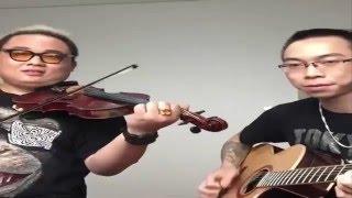 Sugar-Maroon 5 -Tùng Acoustic ft Fat B(Trường Lê) Acoustic Cover Cực Hay!!!