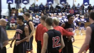 Dover all on board for 61-43 win at West York