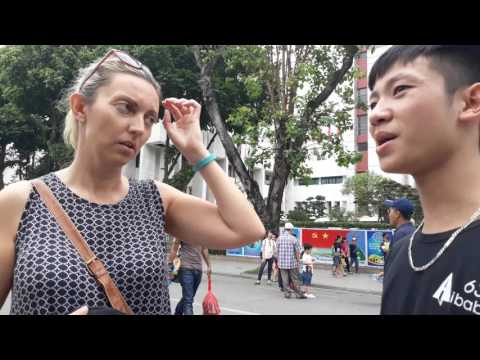 Debate with foreign: should student find a part time job when we're learning at University - Sáng