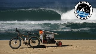 Lost in the swell - Season 3.1 - Episode 0 - Fatbike / Surf / France