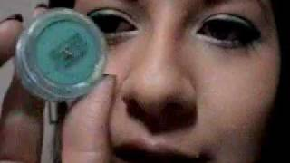 An idea on how to wear: Mint green Eyeshadow Thumbnail