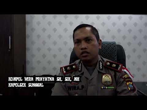 Giat Razia Gabungan Polsek Sunggal Dan Dinas Sosial Kota Medan