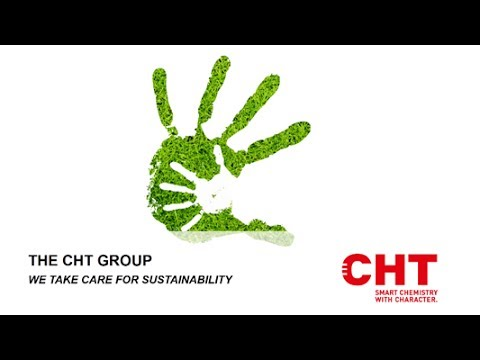 The sustainability targets of the CHT Group - CHT Group