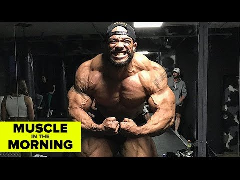"""SERGIO OLIVA JR: THE """"CHICAGO MYTH""""! Muscle in the Morning (5/25/18)"""