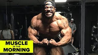 SERGIO OLIVA JR THE CHICAGO MYTH Muscle in the Morning 52518