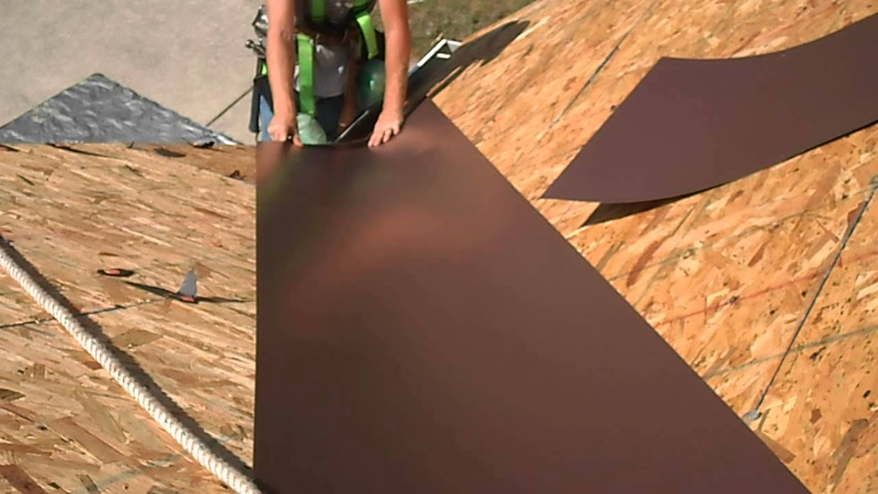 What Makes Rain Go Different In Roof Installation Valley
