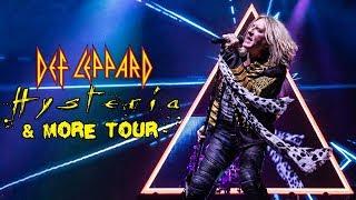 DEF LEPPARD - Hysteria + More Tour Recap