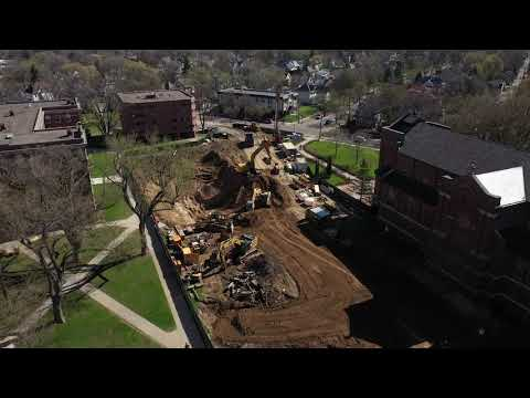 Drone Chapel Construction