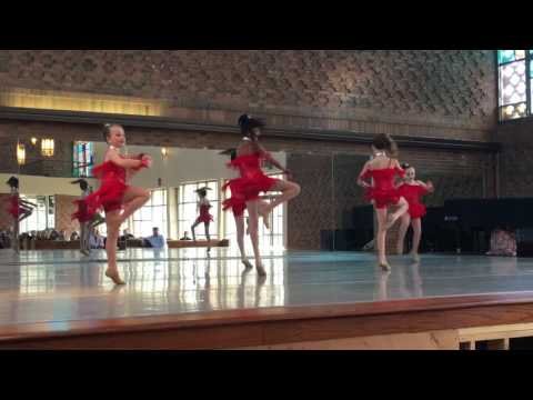 Proud Mary - Interactive Academy Practice Competition