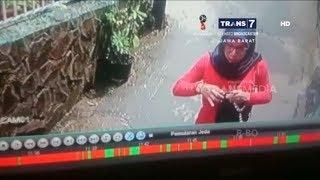 vuclip Ini Sosok Pencuri 'Cantik' Berhijab yang Dibekuk Polisi di Bandung