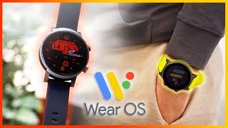 ¡Este RELOJ es ÚNICO! TICWATCH E3 con Wear OS