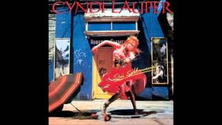 Watch Cyndi Lauper Hes So Unusual video