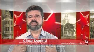 PT 35 Anos - Gilmar Dominici