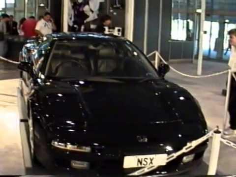 Sydney Motor Show 1991
