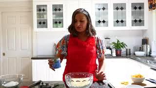 Quick and Easy VEGAN Apricot Balls Recipe