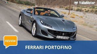 Ferrari Portofino Review | YallaMotor