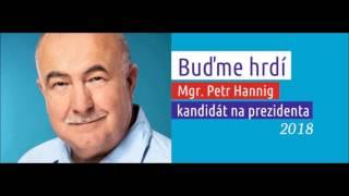 Petr Hannig: Lépe dávat nežli brát