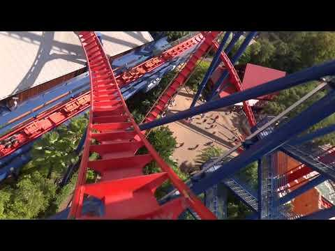 SheiKra (On-Ride) Busch Gardens Tampa