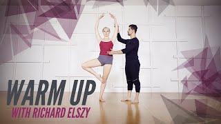 Richard Elszy - Jazz Warmup [Preview] Online Dance Class