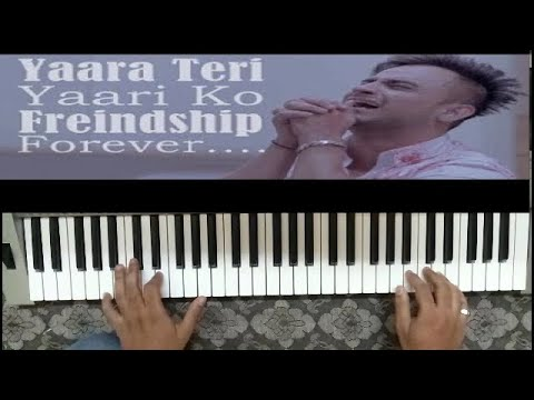 tere-jaisa-yaar-kahan-(yara-teri-yaari-ko)-piano-cover-|-happy-friendship-day-2019.