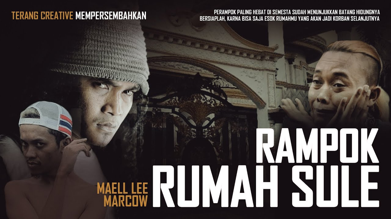 RAMPOK RUMAH SULE