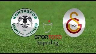 Galatasaray Atiker Konyaspor Maçı ne zaman saat kaçta