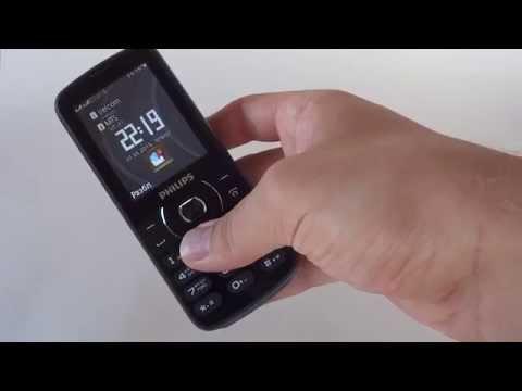 обзор, распаковка Philips Xenium e560 (замена Philips x5500)