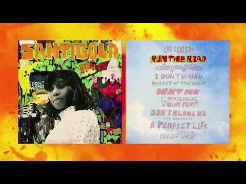 Santigold - Run The Road (Official Audio)