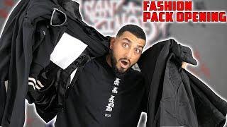 Fashion Pack Opening (LOW BUDGET)   MNML, CALI, NIKE