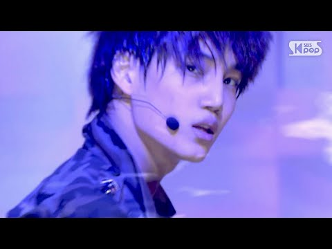 EXO-K [MAMA] @SBS Inkigayo Chanson populaire 20120408