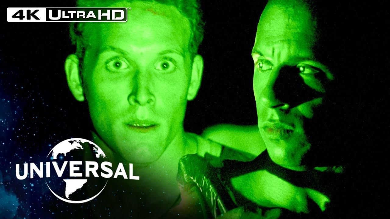 Pitch Black   Riddick vs. Johns in the Bioraptor Cave in 4K HDR