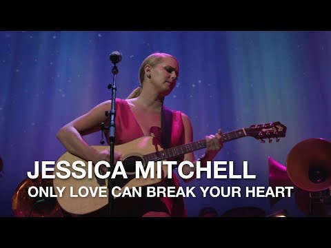 Neil Young - Only Love Can Break Your Heart (Jessica Mitchell cover)