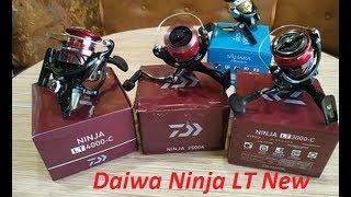 daiwa Ninja LT - Новая катушка 2019 года