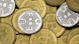 Link between bitcoin, stock selloff?