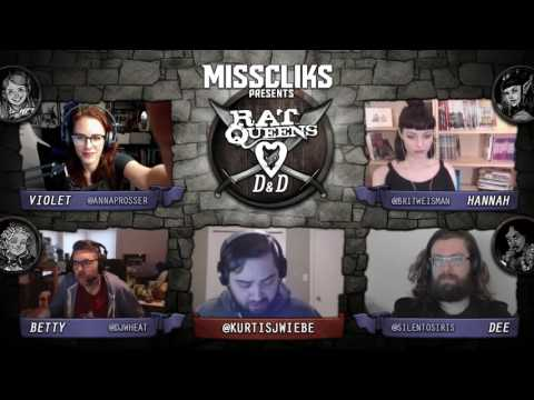 Rat Queens D&D - Episode 2 - Part 1