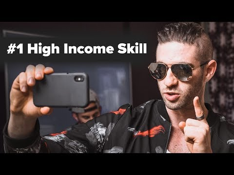 How To Get Online Businesses To Pay You $10,000 Per Month (the #1 high-income skill)
